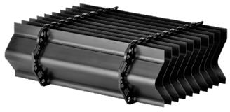 Data sheet for drift separators - R50, Almeco