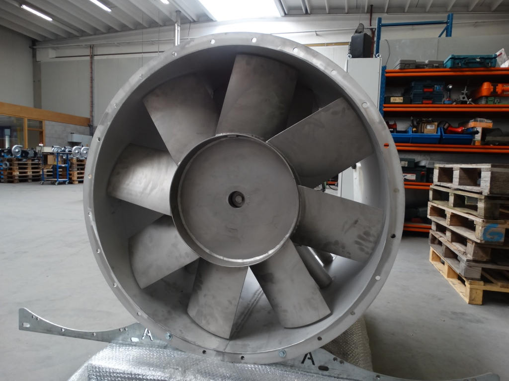 industrial fans potato