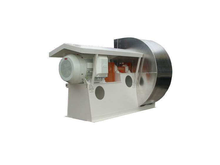 CVX, centrifugal fans with backwards curved blades, Almeco