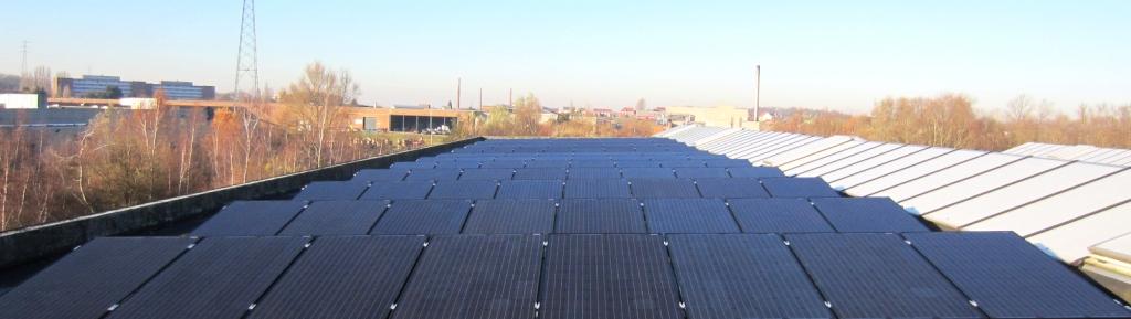 Almeco solar panels