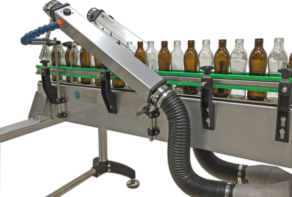 compact solution for craft brewery