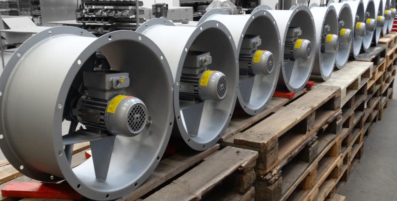 Ventilateurs conformes à la directive ERP