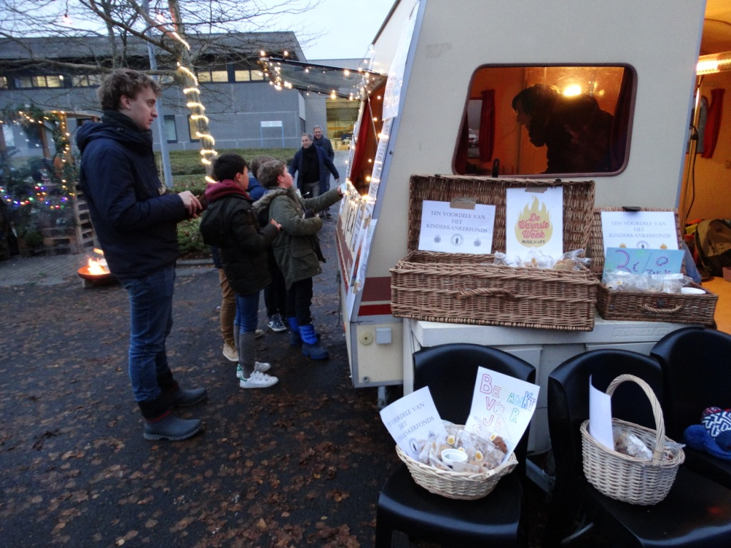 warmste week marché de Noël afterwork