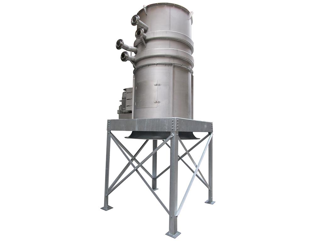 speciale axiale ventilator