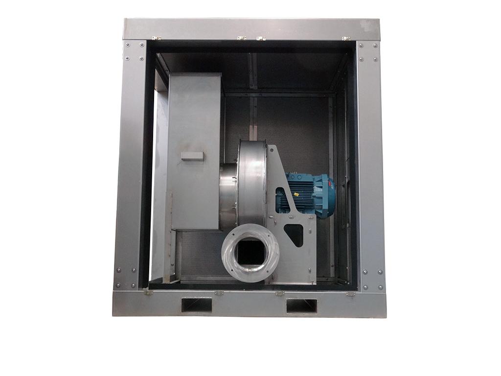speciale uitvoering centrifugaalventilator