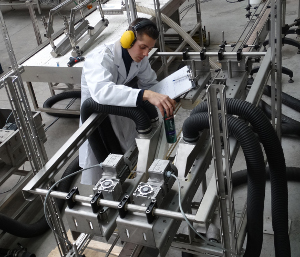 Testing van droogsystemen, Almeco