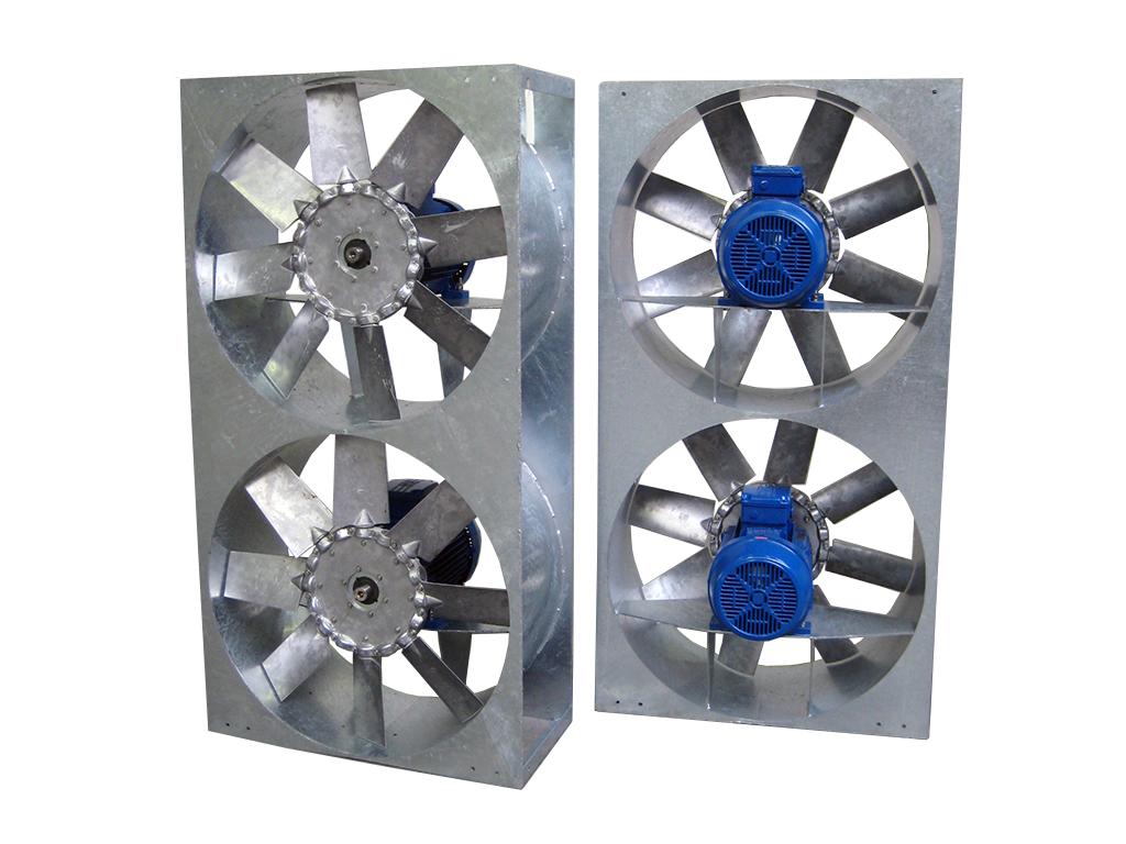 ventilateur axial special