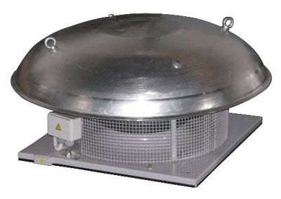 SVH2, centrifugal roof fan, Almeco