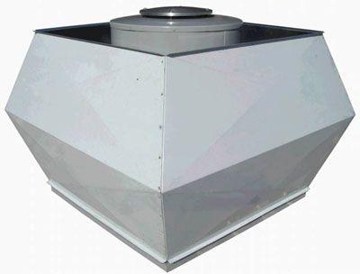SVK2, centrifugale dakventilator, Almeco