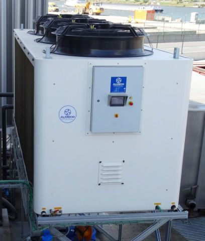 Legionella-free cooling tower, AIR-A, Almeco