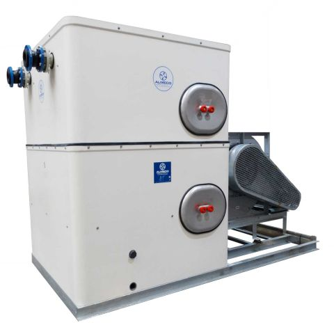 Open cooling tower type CFR, Almeco