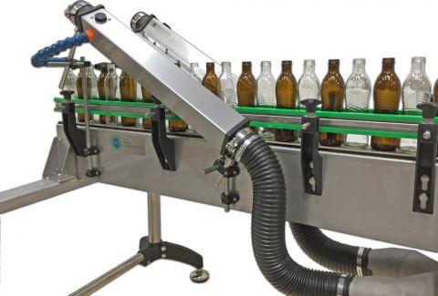 'Cb-B' - flessen droogsysteem voor kleine brouwerijen