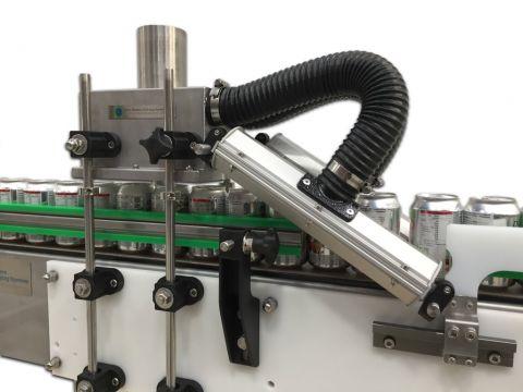 'Cb-C' - blikjes droogsysteem voor kleine brouwerijen