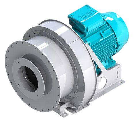 CB12, centrifugaalventilator, Almeco