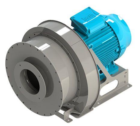 CB15, centrifugaalventilator, Almeco
