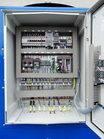 Control of cooling tower, Almeco
