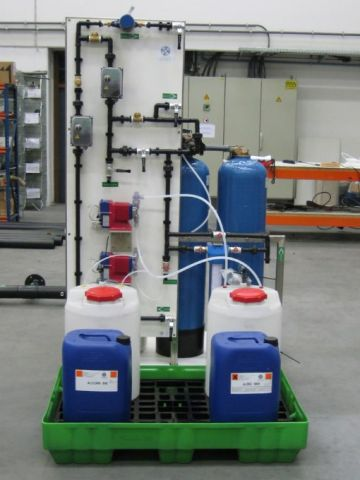 Water Treatment For Cooling Towers Almeco