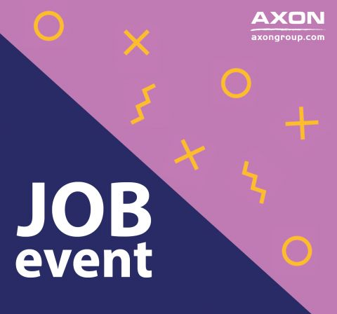 Job event kuurne axon