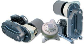 compact blower, Almeco