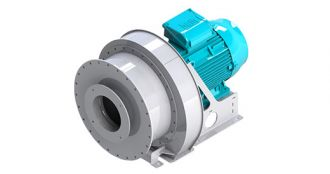 CB12, centrifugal fan, Almeco