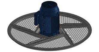 Cooling tower components, Almeco