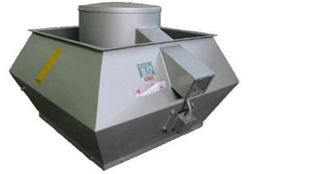 Roof smoke & heat extract fans, Almeco