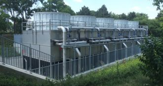 Custom made cooling tower