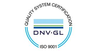 ISO 9001 certification, Almeco
