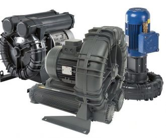 FPZ side channel blowers
