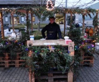 warmste week afterwork kerstmarkt