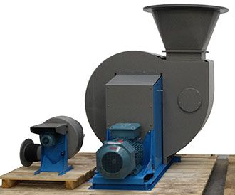 Almeco, industrial fans, centrifugal fan, Qatar