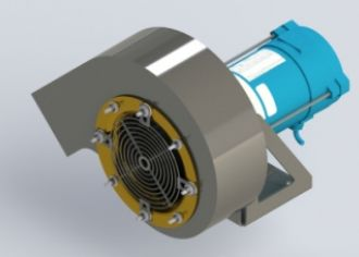 Data sheet for ATEX fans, Almeco