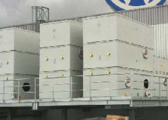cooling tower almeco