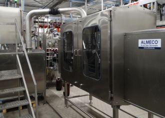 PET Bottle Dryer, Ronair